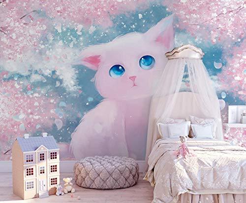 Fotomurales 200X150Cm Tipo Fleece No-Trenzado Salón Dormitorio Despacho Pasillo Decoración Murales Decoración De Paredes Moderna