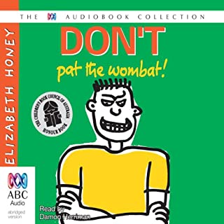 Don't Pat the Wombat cover art