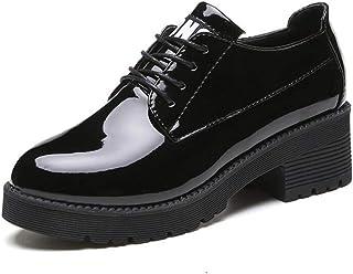 0f69e185 Amazon.es: zapatos oxford mujer plataforma - Mocasines / Zapatos ...