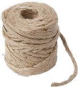 zur sicheren Anbindung oder Befestigung von Matten, Vliesen, Stäben etc. aus natürlicher Jutefaser reißfest witterungsbeständig