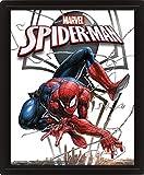 Marvel EPPL71315 - Marco 3D 28,7 x 23,5 cm (Spider-Man/Venom), Multicolor, 28,7 x 23,5 x 4,5 cm
