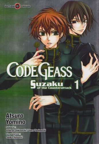 Code Geass : Suzaku of the Counterattack, Tome 1 :  (Shonen)