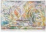 [キャサリンハムネット ロンドン] 財布 レディース 二つ折り ファスナー 小銭入れ フロウ KHP562 ベージュ