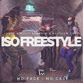 ISOLATION FREESTYLE / NO FACE, NO CASE