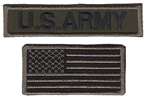 fat-catz-copy-catz - Toppa ricamata da applicare con ferro da stiro, motivo: bandiera USA