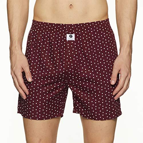 Amazon Brand - Symbol Men's Printed Boxers (Pack of 3) (Symbxrpo3-802_Multicolor-16-S)