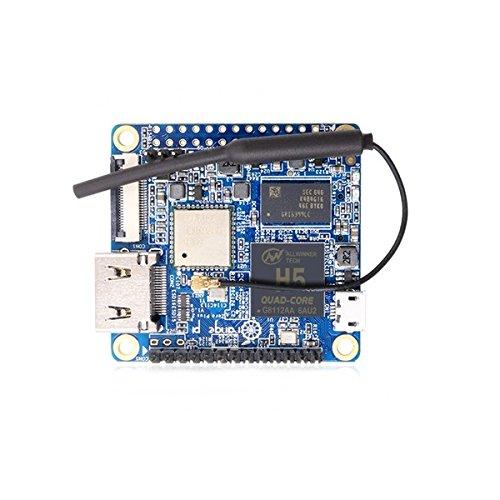 Mise À Niveau Version Orange Pi Zéro Plus 2 H5 Quad-Core Bluetooth 512 Mo Ddr3 Sdram Carte De Développement Mini Pc Ladicha