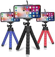 Mini Tripé Flexível Foto fotografia Filmagem Filmar Imagem Octopus Suporte Smartphone Celular Câmeras Promoção Oferta...