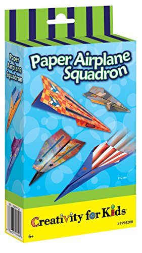 Creativity for Kids Paper Airplane...