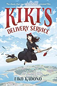 Kiki's Delivery Service by Eiko Kadono, translated by Emily Balistrieri