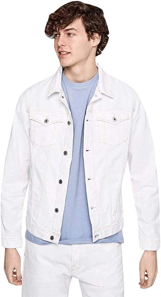 Pepe Jeans BELIFE Jacket Chaqueta Vaquera para Hombre