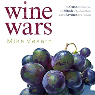 Wine Wars cover art