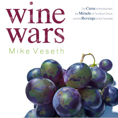 Wine Wars audiobook cover art