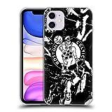 Head Case Designs Licenciado Oficialmente NBA Mármol 2019/20 Boston Celtics Carcasa de Gel de Silicona Compatible con Apple iPhone 11
