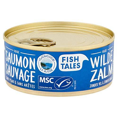 saumon sauvage leclerc