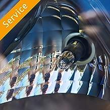 Automotive Headlight Bulb Replacement