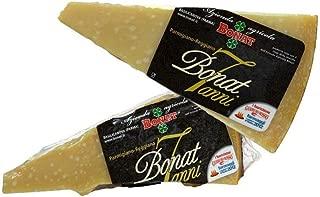 BONAT, Parmigiano Reggiano Dop, 7 anni invecchiato, 1 Kg + sacchetto salvefreschezza
