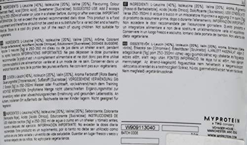 Myprotein BCAA Berry Blast, 1er Pack (1 x 500 g) - 5