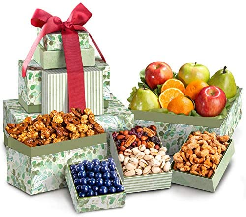 Fruitfully Yours Gift Tower product image