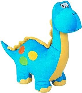 Dinossauro de Pelucia Dino Antialergico 50cm (Azul)