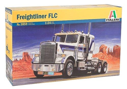 Italeri - I3859 - Maquette - Voiture et Camion - Freightliner FLC - Echelle 1:24