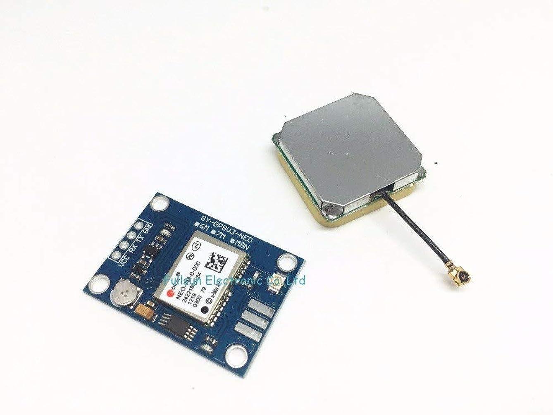 間隔拒絶好奇心WillBest 10PCS APM2.5 GYGPSV1 GYGPSV1-7M NEO-7M GY-GPSV3-NED GPS module alternative NEO-6M GY-GPSV1-NEO