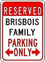 金属サインブリスベン家族駐車場ノベルティスズストリートサイン