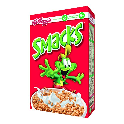 Cereales Kelloggs Smacks 375g