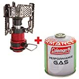 Coleman-Kabra Kit hornillo 3000W Fyrestorm Bricolemar Cartucho Gas C500 Performance 440grs