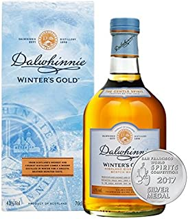 Dalwhinnie Winter-Gold Highland Single Malt Scotch Whisky 70 cl