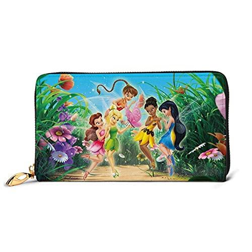 XCNGG T-Inker B-Ell Geldbörsen für Frauen Männer Exquisite Advanced Leder Reißverschluss wasserdichte multifunktionale Brieftasche Clutch Bag