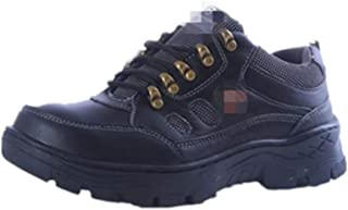 SHANLEE Labor Insurance Shoes Men's Work Shoes Safety Shoes Breathable Casual Shoes