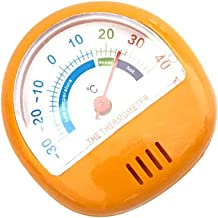 Termómetro de Refrigerador Congelador Cocina Craft ABS Plástico - naranja