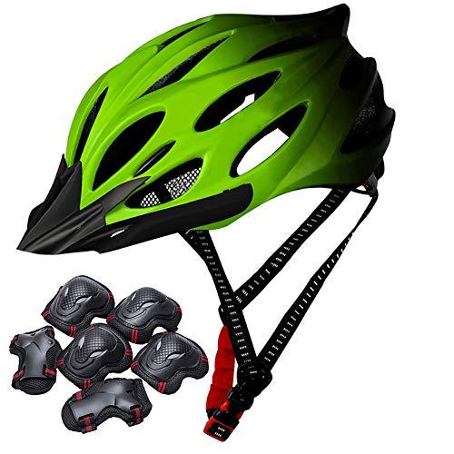LHWQAN Unisex-Bike/Skate-Helm, für...