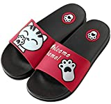 Chanclas de Playa y Piscina para Unisex Suave Bañarse Sandalias Zapatillas para Mujer y Hombre Antideslizante