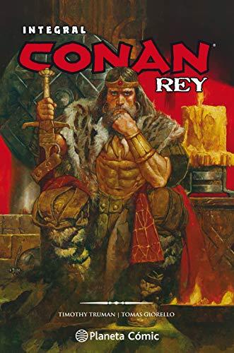 Conan Rey de Truman y Giorello Integral