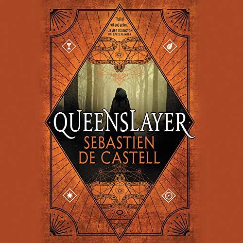 Queenslayer Audiobook By Sebastien de Castell cover art