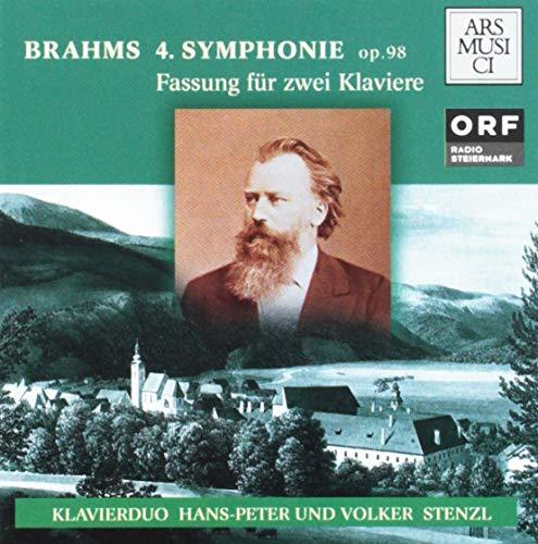 Sinfonie 4 (Fassung für 2 Klavier )
