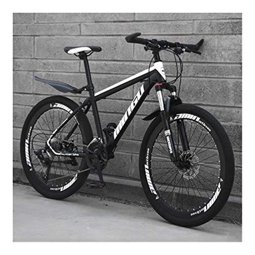 NoraHarry Flower 21/24/27/30 velocità off-Road Bike Student Road Racing Speed Bike Mountain Bike Love Sports (Color : Multi, Size : 21 Speed)