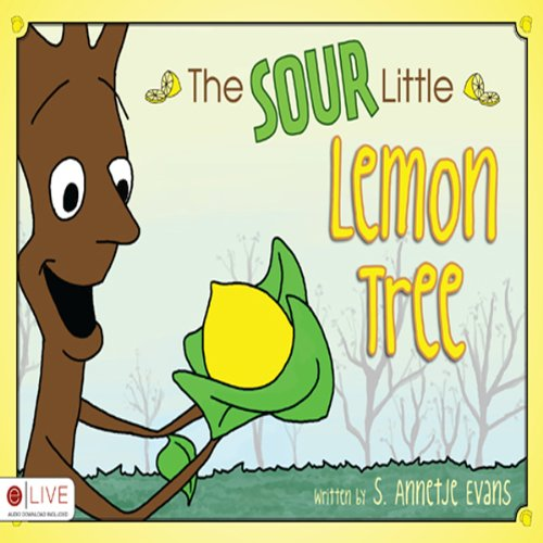 The Sour Little Lemon Tree audiobook cover art