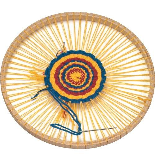 Glückskäfer 540017 - Bastidor redondo 22 cm (sin lana)