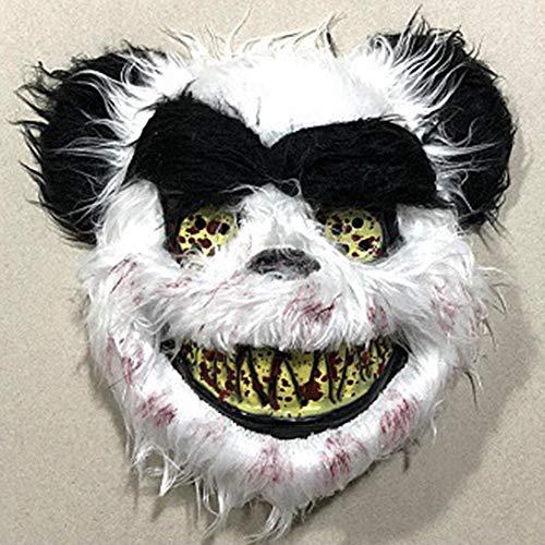 Sxgyubt Masker Halloween Bloedige Dier Masker Horror Masker Cosplay Party Enge Masker Rol Spelen Plezier Halloween Party Decoratie #5