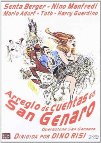 Arreglo De Cuentas En San Genaro [DVD][1966]