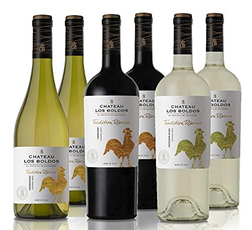 Bodegas LAN, S.A. Pack vinos de Chile: Descubre Cachapoal Andes - 4500 ml