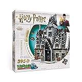 Wrebbit 3D - Puzzle 3D Harry Potter - Pré-au-Lard Les Trois Balais 395 Pièces - 0665541010125