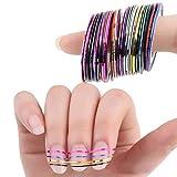 Zoom IMG-2 boolavard 15 pz nail art