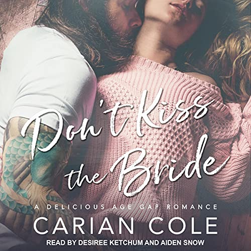 Don't Kiss the Bride cover art
