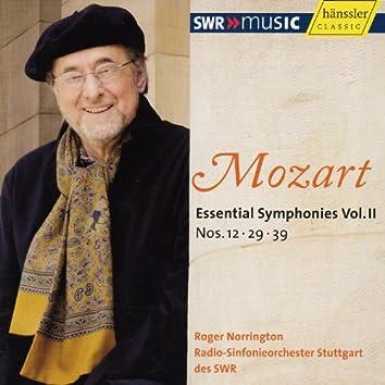 Mozart: Essential Symphonies, Vol. 2 (Live)