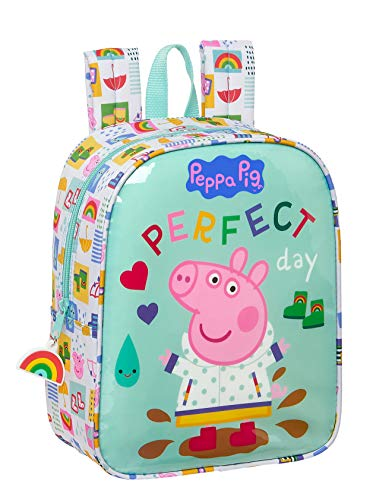 Peppa Pig Children's Safta Backpack, 220 x 100 x 270 mm