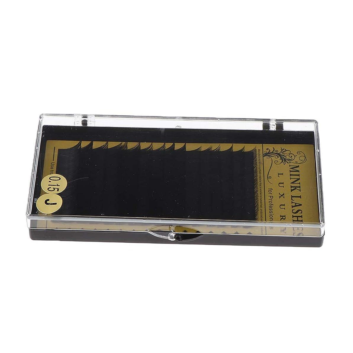 取り除く流出ライオンB Blesiya 全4サイズ 付けまつ毛 メイクアップ ツール 長持ち 濃密 つけまつげ 8/10/12/14mm - 0.15Cmm